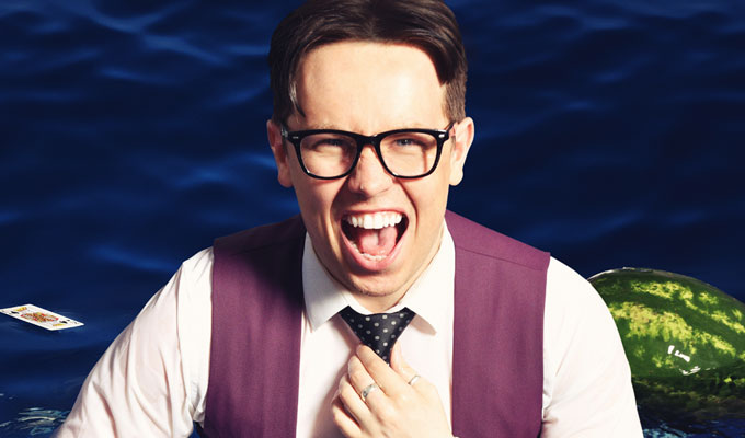 Does magic need comedy? | James Phelan – Paul Daniels's nephew – on moving with the times