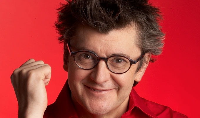Will Joe Pasquale play Frank Spencer? | A tight 5: November 28