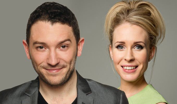 Jon Richardson faces his fears | In new C4 show with wife Lucy Beaumont