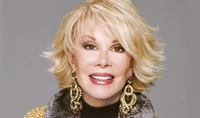 Joan Rivers: A life on screen | 50 years of laughs