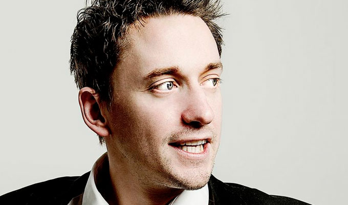 Farewell Rik, you made me laugh | Stand-up John Robins pays tribute