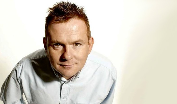 Gotta laugh... | John Ryan on using comedy to deal with life's ups and downs