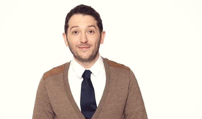 Jon Richardson is the Ultimate Worrier | New series for the Dave channel