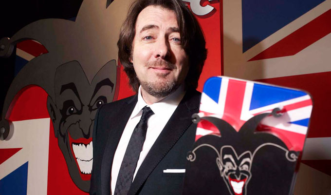 Irish triumph at British Comedy Awards | The 2014 winners...
