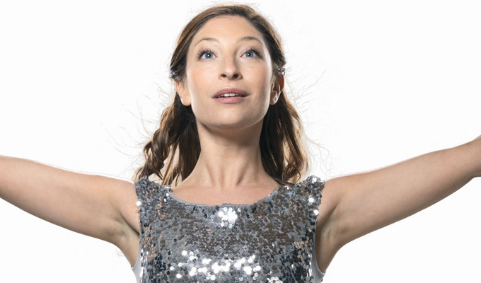 Jess Robinson: Mighty Voice