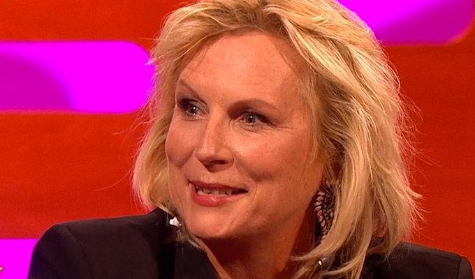 Jennifer Saunders: I can't walk without doing something funny | Comic talks about her first straight acting job