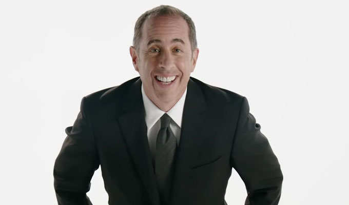 Be careful claiming TOO much originality, Jerry.... | Comedians In Cars Getting Coffee wasn't the first of its kind
