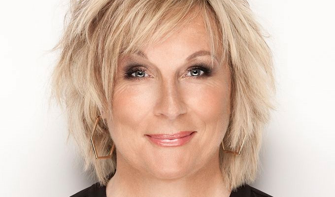 Jennifer Saunders stage return comes to cinemas | West End show to be beamed to big screens