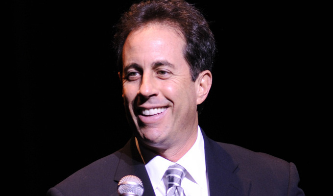 Jerry teases Seinfeld reunion | A tight 5: January 31