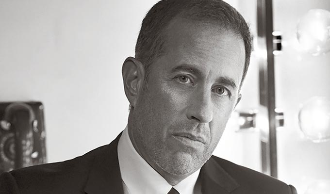 Jerry Seinfeld announces London dates | His first UK gigs in eight years