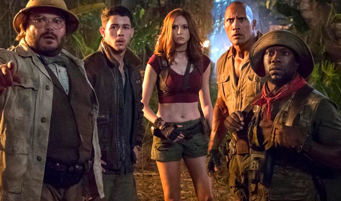 I'm scared of Jumanji... | Quote and tweets of the week