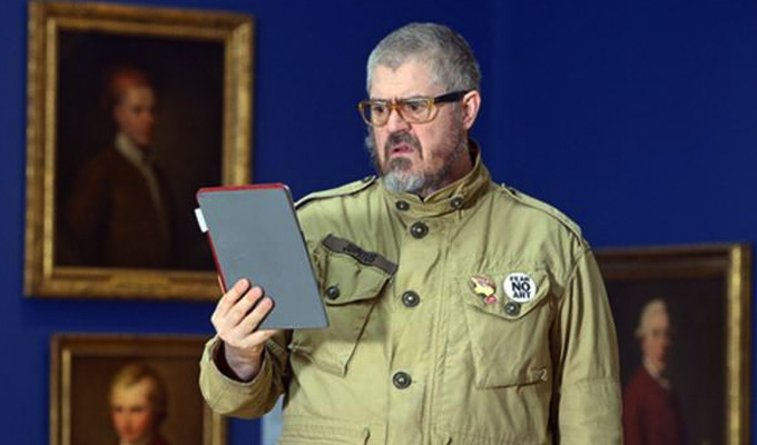 Phill Jupitus: Sketch Comic