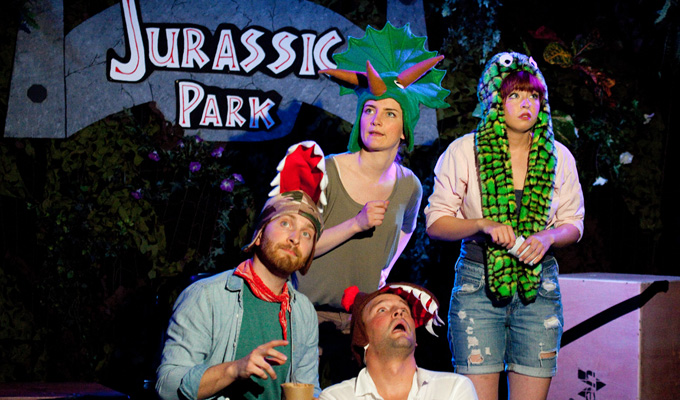 Jurassic Lark | Theatre review by Steve Bennett at the Lion & Unicorn, Kentish Town