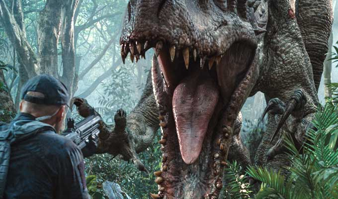 Why's it called Jurassic World? | Tweets of the week