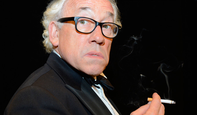 Simon Callow in Juvenalia | Theatre review by Steve Bennett at St James's Theatre, London