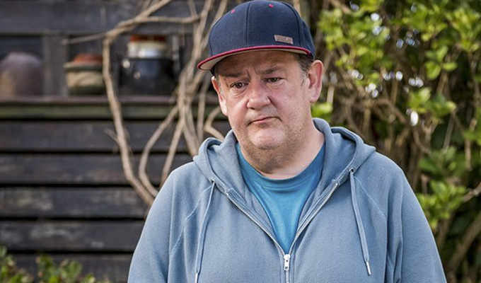 Johnny Vegas named a 'legend of comedy' | As Leicester Comedy Festival hands out its gongs