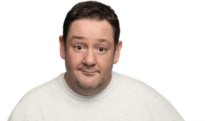 Johnny Vegas joins film about would-be stand-up | Jimmy Cricket also features