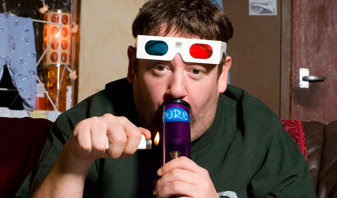 What was Johnny Vegas's character called in Ideal? | Try the Tuesday Trivia Quiz
