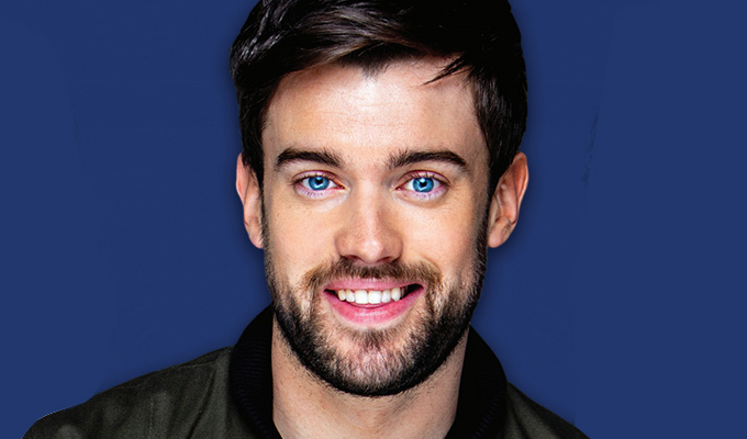 Jack Whitehall tour grows again | Three new dates added