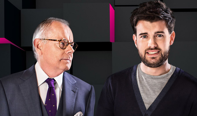 Jack and Michael Whitehall top Netflix's stand-up chart : News 2020 :     Chortle : The UK Comedy Guide