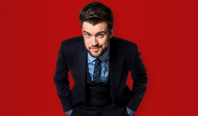 Jack Whitehall to star in Disney movie with The Rock | News announced as he films a second series of Travels With My Father