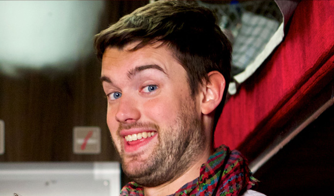 How Inside No 9 made Jack Whitehall sick | The rigours of filming...