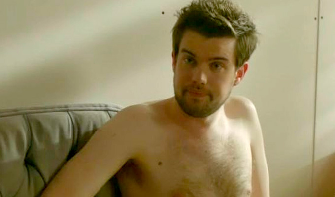 A Whitehall cover-up! | Jack vows to curb the nudity