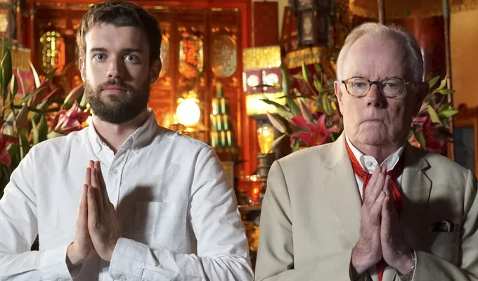 Jack Whitehall: Travels With My Father | Netflix review by Steve Bennett
