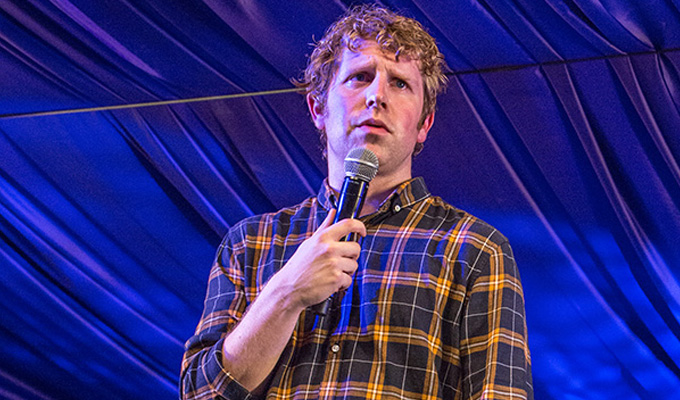 Josh Widdicombe enters the Crystal Maze | A tight 5: September 29