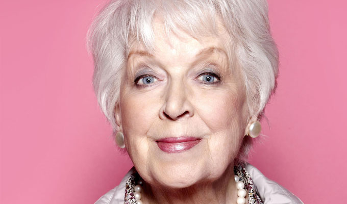 When did June Whitfield start her comedy career? | Try the Tuesday Trivia quiz