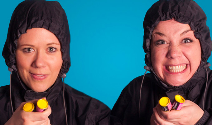 The Kagools: Tutti | Edinburgh Fringe comedy review by Steve Bennett