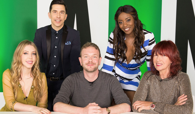 Russell Kane's Facebook show claims 750k views | Ratings are in for Kaneing Live discussion show