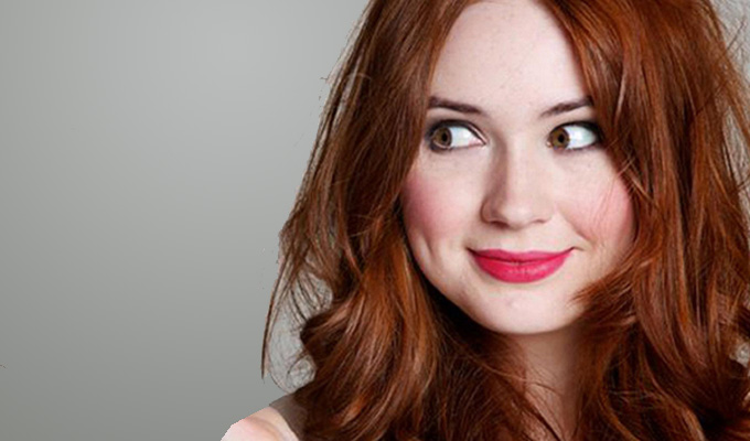 Karen Gillan cast in US sitcom | Dr Who star takes lead in Selfie