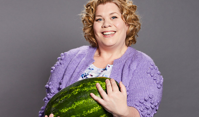 I Carried A Watermelon by Katy Brand | Comedian's Dirty Dancing tribute reviewed