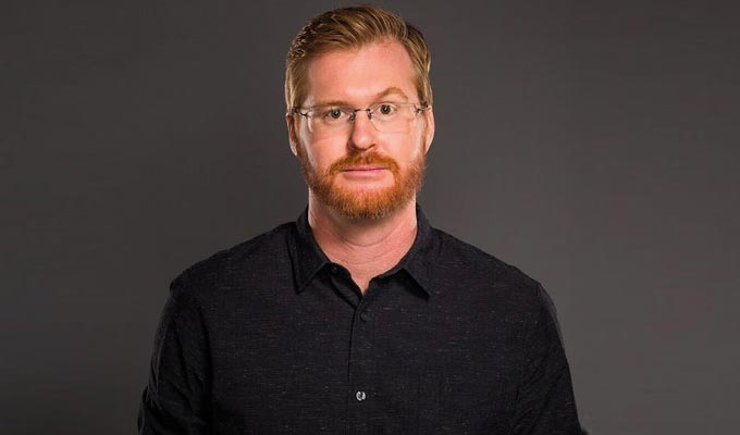 Kurt Braunohler at Just For Laughs : Reviews 2019 :     Chortle : The UK Comedy Guide