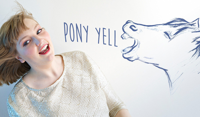Kate Dehnert: Pony Yell | Melbourne International Comedy Festival review by Steve Bennett