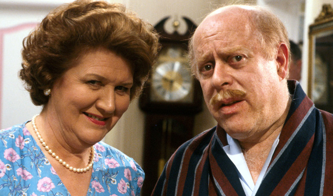 Bucket off Broadway | Keeping Up Appearances hits New York stage