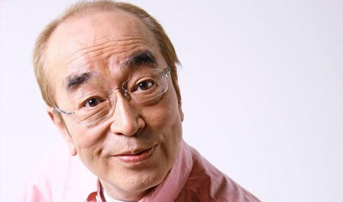 Japanese comedy veteran dies of coronavirus | Ken Shimura was 70