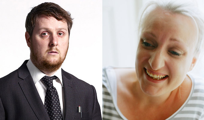 Tim Key and Daisy-May Cooper to star in Witchfinder comedy | 'One of the best double-acts in British comedy'