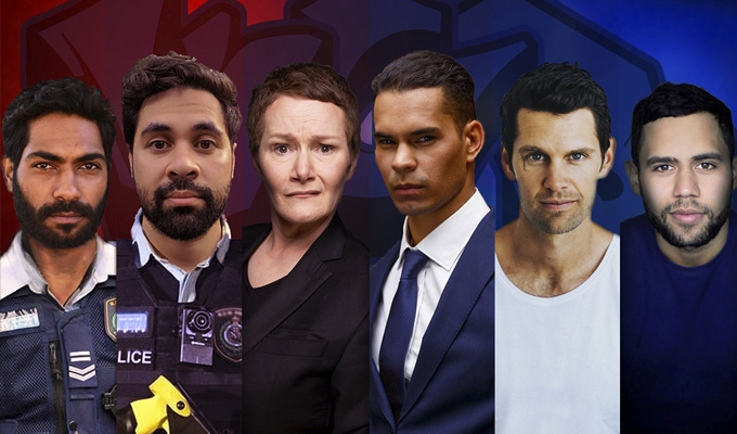 New comedy about indigenous Australian detectives | Shooting in Perth this month