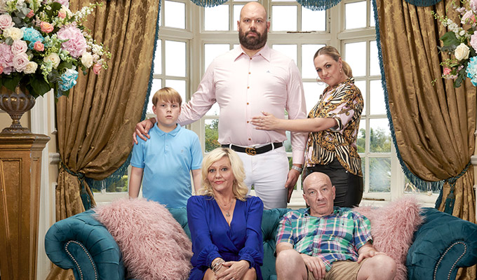 'You don't see a lot of working class comedy… but this is a world we're proud of being from' | The stars and creators of King Gary talk about their new BBC sitcom
