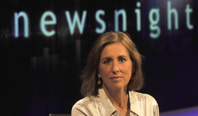 Newsnight becomes a comedy show | One-off referendum revue from the Fringe