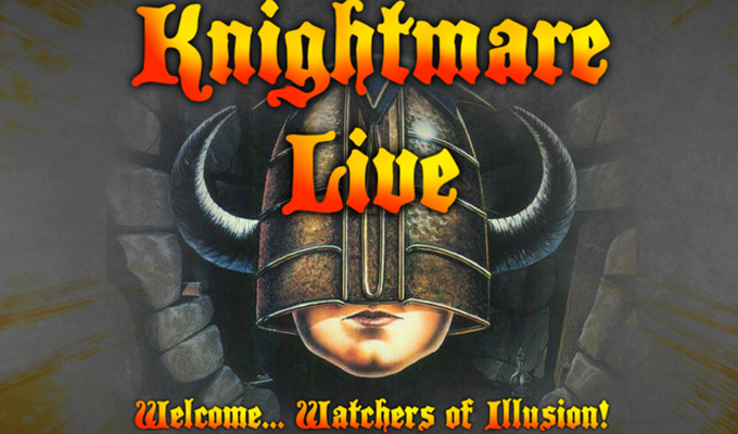 Knightmare Live: Level 2 | Gig review by Steve Bennett at the Lyric Theatre, Shaftesbury Avenue