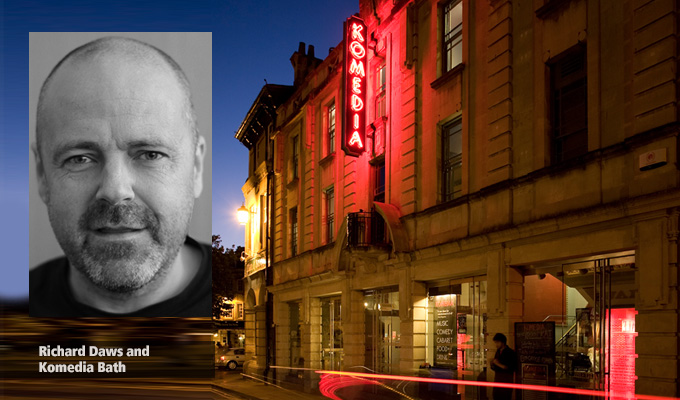 Bath Komedia moves into community ownership | Venue raised £379,000 from locals