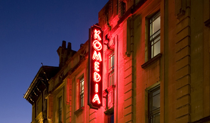 The crowd takes over Komedia! | Community ownership bid hits its target