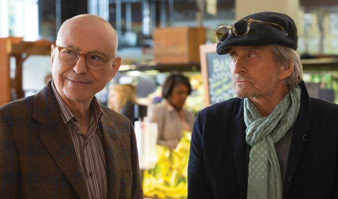 Golden Globes victory for The Kominsky Method | ...and its star Michael Douglas