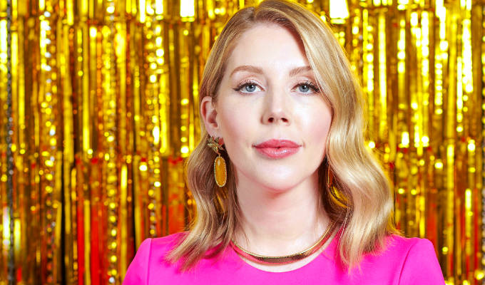 Katherine Ryan to host a TV jewellery show | All That Glitters seeks Britain's top designers