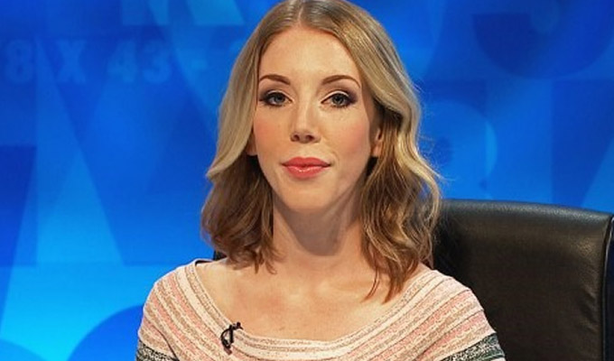 Katherine Ryan joins 8 Out Of 10 Cats : News 2020 :     Chortle : The UK Comedy Guide