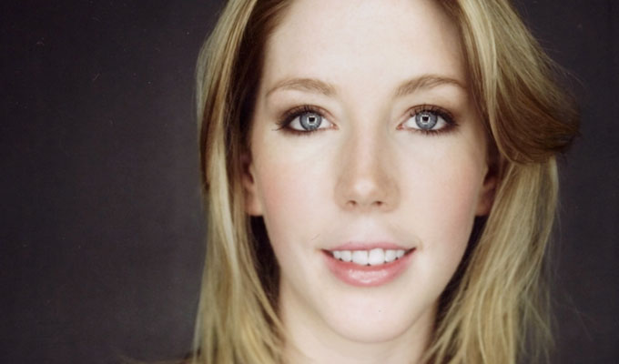 Katherine Ryan joins Badults | ... as a love interest in Pappy's sitcom