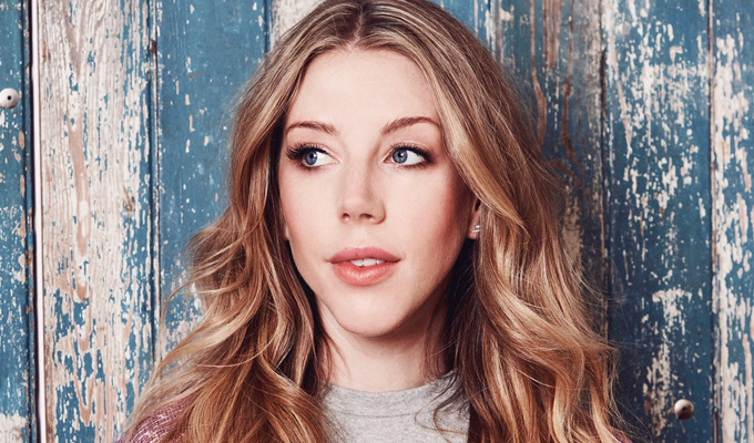 Katherine Ryan is working on Netflix comedy | She's developing a 'scripted project' for the service